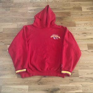 Vintage 90's Kansas City Chiefs VTG Starter Hoodie